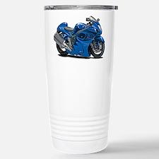 Hayabusa Blue Bike Travel Mug