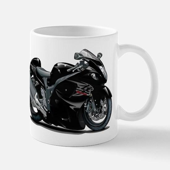 Hayabusa Black Bike Mug