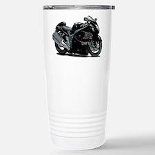 Hayabusa Black Bike Travel Mug