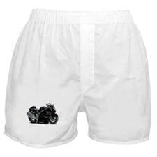 Hayabusa Black Bike Boxer Shorts