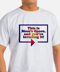 Mom's Space T-Shirt
