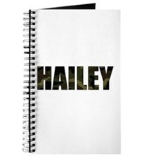 Camo Hailey Journal