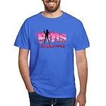 PMS You've Been Warned Dark T-Shirt