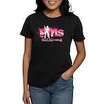 PMS You've Been Warned Women's Dark T-Shirt