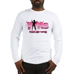 PMS You've Been Warned Long Sleeve T-Shirt