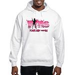 PMS You've Been Warned Hooded Sweatshirt