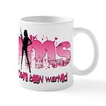 PMS You've Been Warned Mug