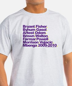 2009-2010 Lakeshow Line-up