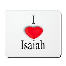 Isaiah Mousepad