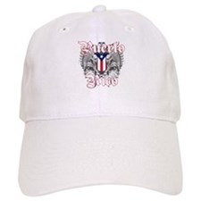 Puerto rican pride Baseball Cap
