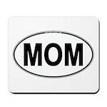 MOM Oval Mousepad