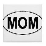 MOM Oval Tile Coaster