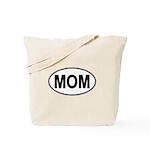 MOM Oval Tote Bag