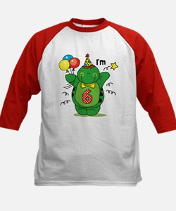 Happy Turtle 6th Birthday Tee