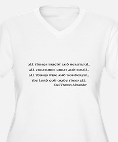 Cute Big or small save them all T-Shirt