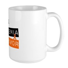 I'm a Leukemia Survivor Mug