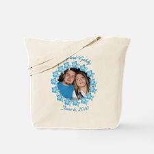 Cute Custom couples Tote Bag