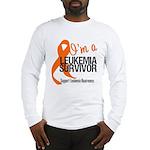 I'm a Leukemia Survivor Long Sleeve T-Shirt