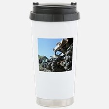 RC 4x4 TRAIL TIRES Travel Mug