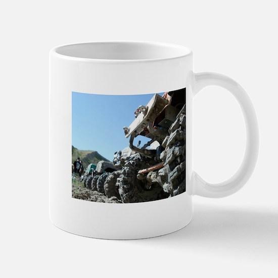 RC 4x4 TRAIL TIRES Mug