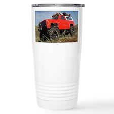 SCALE CHEVY 4X4 Travel Coffee Mug