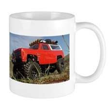 SCALE CHEVY 4X4 Small Mug