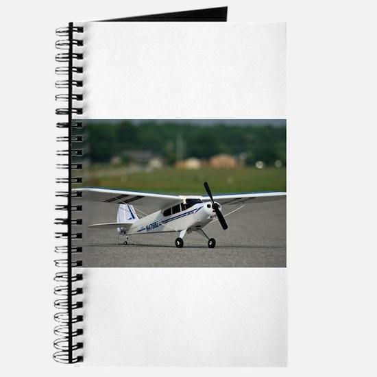 SUPER CUB AIRPLANE Journal