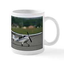 SUPER CUB AIRPLANE Small Mug