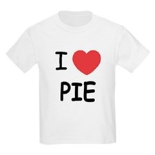 I heart pie T-Shirt