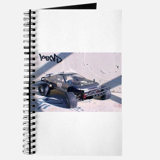 SKATE PARK SLASH 4X4 Journal