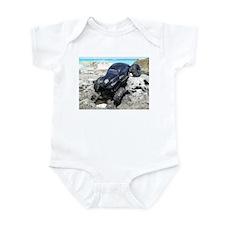 CORAL CRAWLER Infant Bodysuit