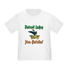 Detroit Lakes 'You Betcha' Loon T