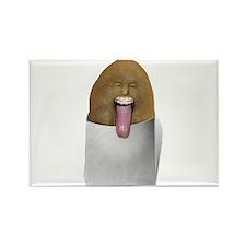 Funny Spud Rectangle Magnet (10 pack)