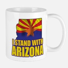 I stand with Arizona Mug