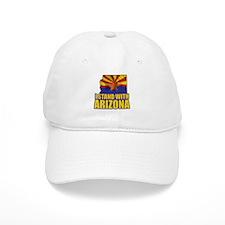 I stand with Arizona Baseball Cap