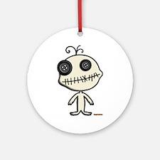 Voodoo Dool Ornament (Round)