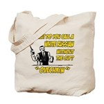 The Ovechkin Tote Bag