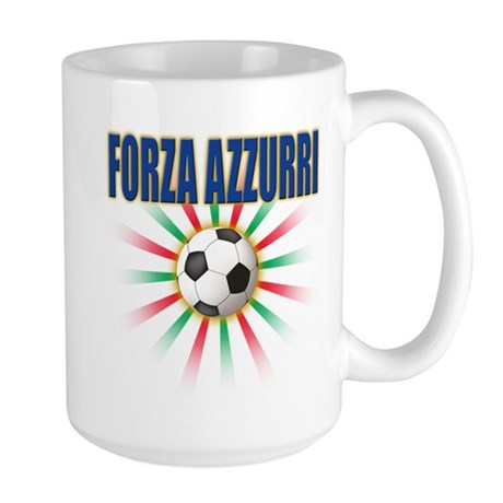 2010 World Cup Italia Large Mug