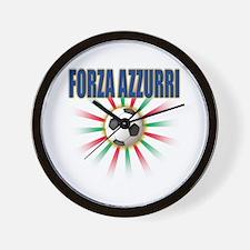 2010 World Cup Italia Wall Clock