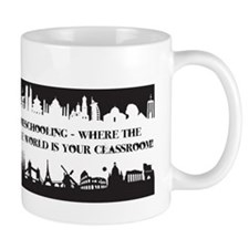 World homeschool Mug