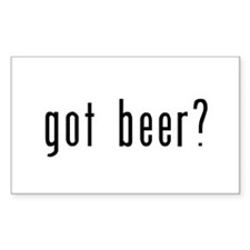 got beer? Bumper Stickers
