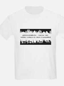 World homeschool T-Shirt