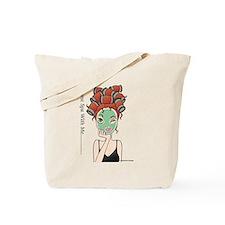 Cherry Coco Tote Bag