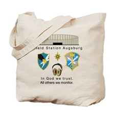 Field Station Augsburg Tote Bag