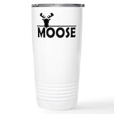 Moose Travel Coffee Mug