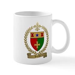 BURKE Family Crest Mug