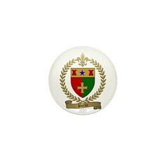 BURKE Family Crest Mini Button (100 pack)