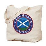 Scottish Masons Tote Bag