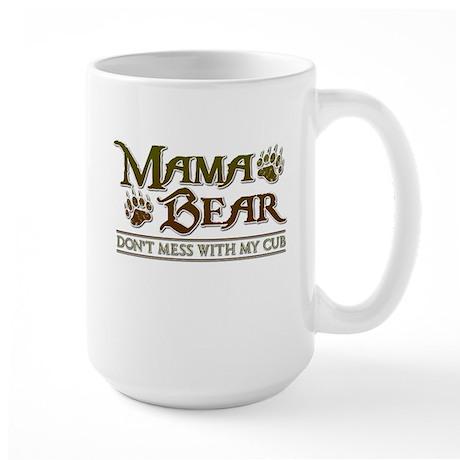 Mama Bear Large Mug