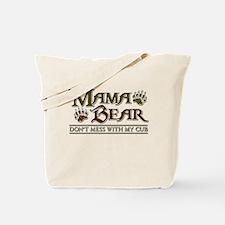 Mama Bear Tote Bag